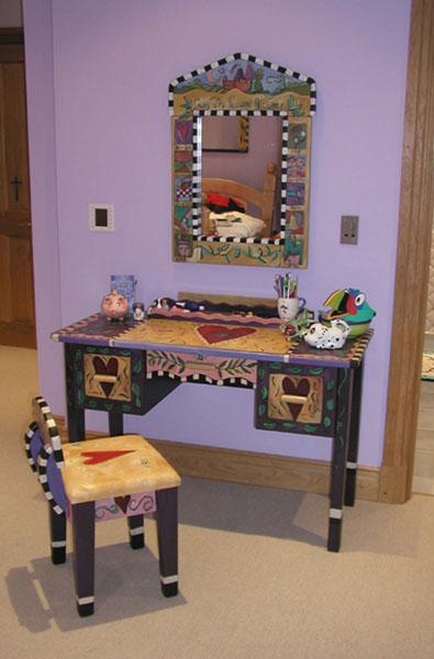blog COLORFUL Desk